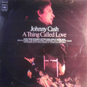 LP - Johnny Cash - A Thing Called Love