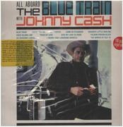 LP - Johnny Cash - All Aboard The Blue Train