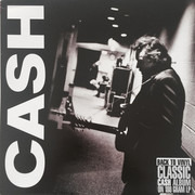 LP - Johnny Cash - American III: Solitary Man