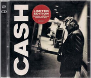 Double CD - Johnny Cash - American III: Solitary Man - Limited Edition