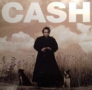 LP - Johnny Cash - American Recordings - 180 gram