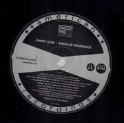 LP - Johnny Cash - American Recordings