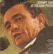 LP - Johnny Cash - At Folsom Prison - Original US