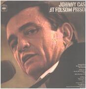 LP - Johnny Cash - At Folsom Prison