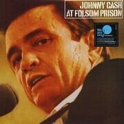Double LP - Johnny Cash - At Folsom Prison - .. PRISON / BROWN VINYL