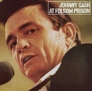 Double LP - Johnny Cash - At Folsom Prison