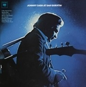 LP & MP3 - Johnny Cash - At San Quentin - 180g
