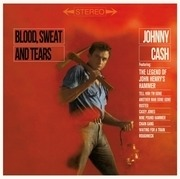 LP - Johnny Cash - Blood Sweat And Tears - + 3 BONUSTRACKS/ 180 GRAM