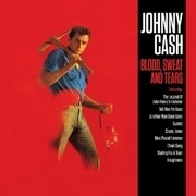 LP - Johnny Cash - Blood, Sweat And.. - HQ-Vinyl LIMITED