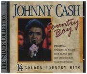 CD - Johnny Cash - Country Boy