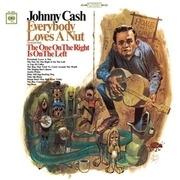 LP - Johnny Cash - Everybody Loves A Nut - 180g