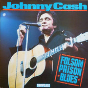 LP - Johnny Cash - Folsom Prison Blues