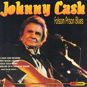CD - Johnny Cash - Folsom Prison Blues