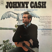 LP - Johnny Cash - From Sea To Shining Sea