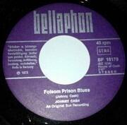 7inch Vinyl Single - Johnny Cash - Get Rhythm