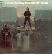 Double LP - Johnny Cash - Gospel Road