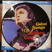 12inch Vinyl Single - Johnny Cash - Great Songs Of Johnny Cash