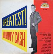 LP - Johnny Cash - Greatest!