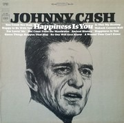 LP - Johnny Cash - Happiness Is You