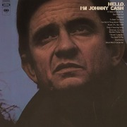 LP - Johnny Cash - Hello, I'm Johnny Cash - 180g