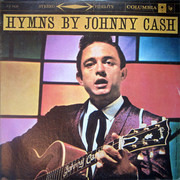 LP - Johnny Cash - Hymns By Johnny Cash
