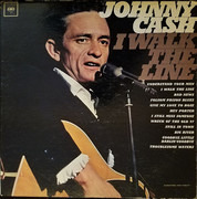 LP - Johnny Cash - I Walk The Line