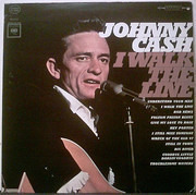 LP - Johnny Cash - I Walk The Line