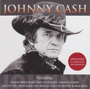 CD - Johnny Cash - I Walk The Line