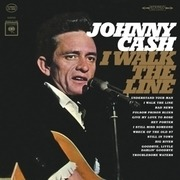 LP & MP3 - Johnny Cash - I Walk The Line