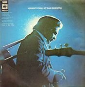 LP - Johnny Cash - Johnny Cash At San Quentin