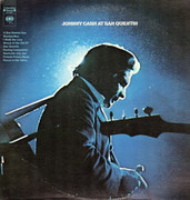 LP - Johnny Cash - Johnny Cash At San Quentin - Terre Haute Pressing