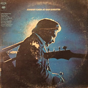 LP - Johnny Cash - Johnny Cash At San Quentin - Pitman Pressing