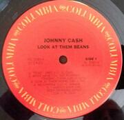 LP - Johnny Cash - Look At Them Beans