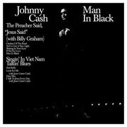 LP - Johnny Cash - Man In Black - Ltd.