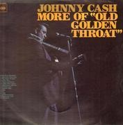 LP - Johnny Cash - More Of Old Golden Throat