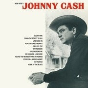 LP - Johnny Cash - Now Here's Johnny Cash - 4 BONUS TRACKS/ 180 GRAM
