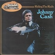 Double LP - Johnny Cash - Riding The Rails