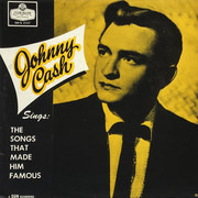 LP - Johnny Cash - Sings The Songs That Made Him Famous - Mono