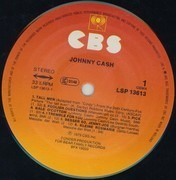 LP - Johnny Cash - Tall Man
