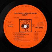 LP - Johnny Cash - The Johnny Cash Children's Album