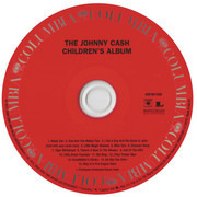 CD - Johnny Cash - The Johnny Cash Children's Album