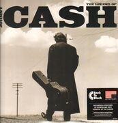 Double LP & MP3 - Johnny Cash - The Legend