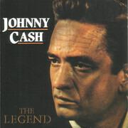CD - Johnny Cash - The Legend
