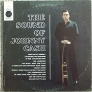 LP - Johnny Cash - The Sound Of Johnny Cash