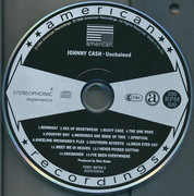 CD - Johnny Cash - Unchained