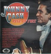 LP - Johnny Cash - Ring Of Fire
