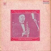 LP - Johnny Dodds - The Immortal Johnny Dodds