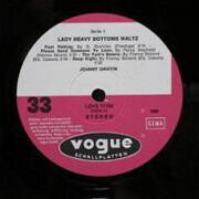 LP - Johnny Griffin - Lady Heavy Bottom's Waltz - Original 1st german pressing, gatefold cover