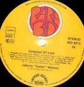 LP - Johnny Guitar Watson - Gangster Of Love
