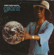 LP - Johnny Guitar Watson - Giant